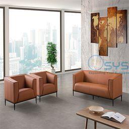 Leather Sofa 001