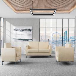 Leather Sofa 006