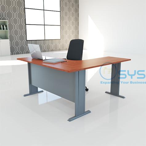 I Series L Desk 2 1