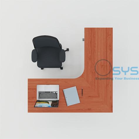 I Series L Desk 4 1
