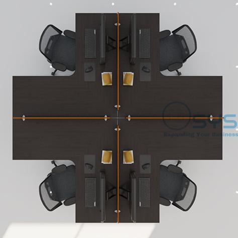 L shared 4 Loop Leg 4