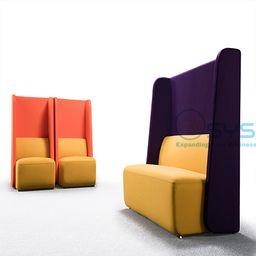 Fabric Sofa 004