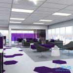 ID Purple White Colors 3